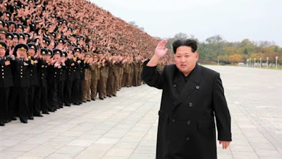 زعيم 'كوريا الشمالية'