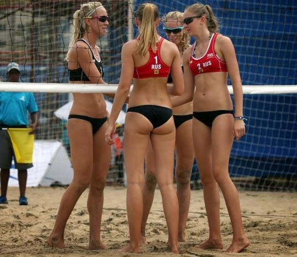Nude Volleyball Photos