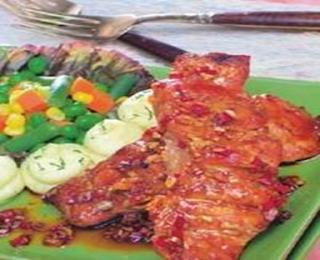 Resep Steak Kakap Pedas