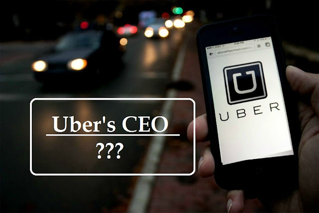 who will be next uber's ceo