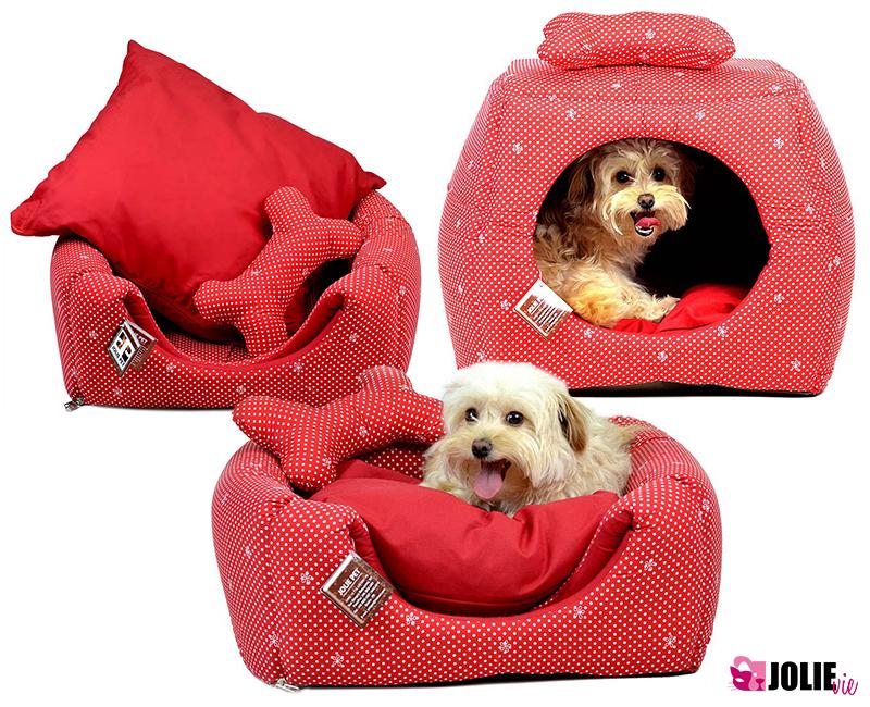 Que cama escolher para seu cãozinho?