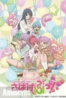 Sabagebu! OVA - Sabagebu! Specials 2015 Poster