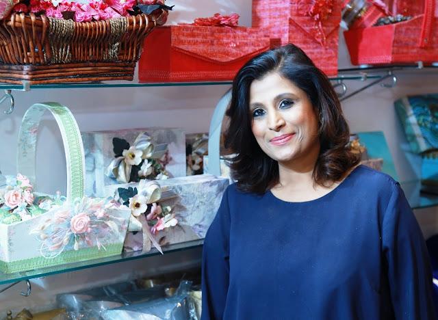 Entrepreneur Nidhi Bhageria
