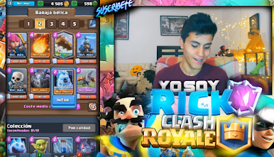 mazo ballesta ladder clash royale
