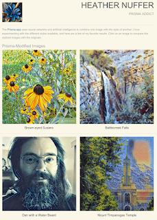 Prisma Images Portfolio Page thumbnail