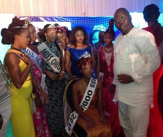 Onamade Adedoyin Wins Mis Oodua 2017 Beautt Pageant