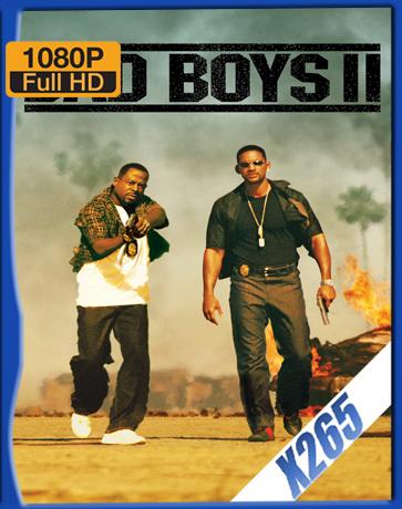 Bad Boys II [2003] [Latino] [1080P] [X265] [10Bits][ChrisHD]