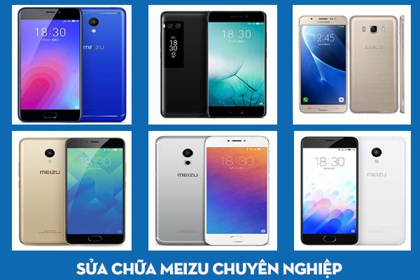 Thay màn hình Meizu M6 Note giá rẻ
