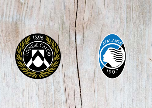 Udinese vs Atalanta - Highlights 09 December 2018