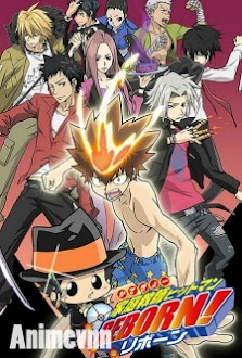 Katekyo Hitman Reborn OVA - Katekyo Hitman Reborn! Special 2010 Poster