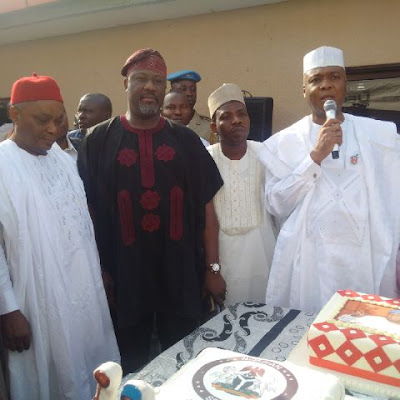 bukola saraki birthday four
