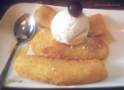 Absolute Thai - Teynampet Chennai - Restaurant Review - desserts