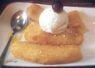 Absolute Thai - Teynampet Chennai - Restaurant Review - desserts
