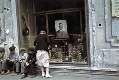 Fotografías de la ocupación nazi de Járkov
