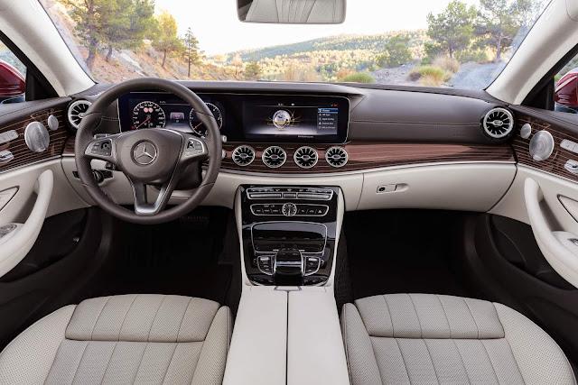 Mercedes-Benz E 300 Coupé - Brasil