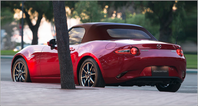 Mazda Roadster ND5RC Caramel Top