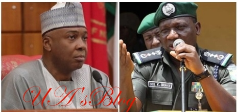 BREAKING: Senators Finally Meet Buhari Over Police IG