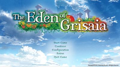 Cara Instal The Eden of Grisaia PLAZA Visual Novel