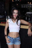 Bollywood Actress Ameesha Patel Latest Spicy Pics in Tiny Denim Shorts .COM 0002.jpg