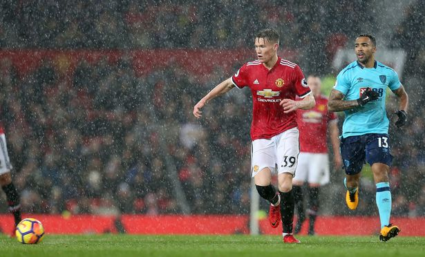 McTominay has impressed Mourinho every time he's played