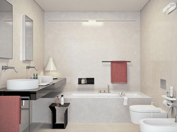 Model Desain Kamar Mandi Rumah Minimalis Terbaru Type  Model Desain Kamar Mandi Rumah Minimalis Terbaru Type 36