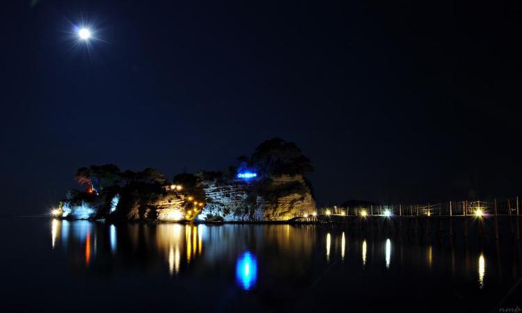 Cameo Island in Agios Sostis, Zakynthos, Zante