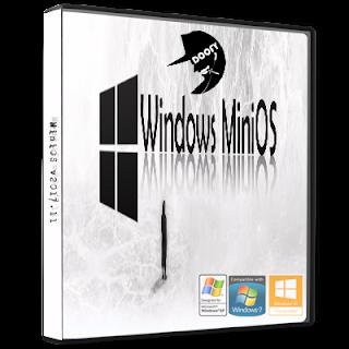 WindowsMiniOS v2017.11 - El desatendido que te enamora