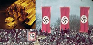 ruta del oro nazi
