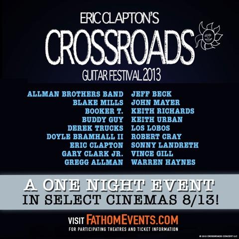 Eric Clapton Crossroad Guitar Festival 2013 : paulamule eric clapton 39 s crossroads guitar festival 2013 ~ Hamham.info Haus und Dekorationen