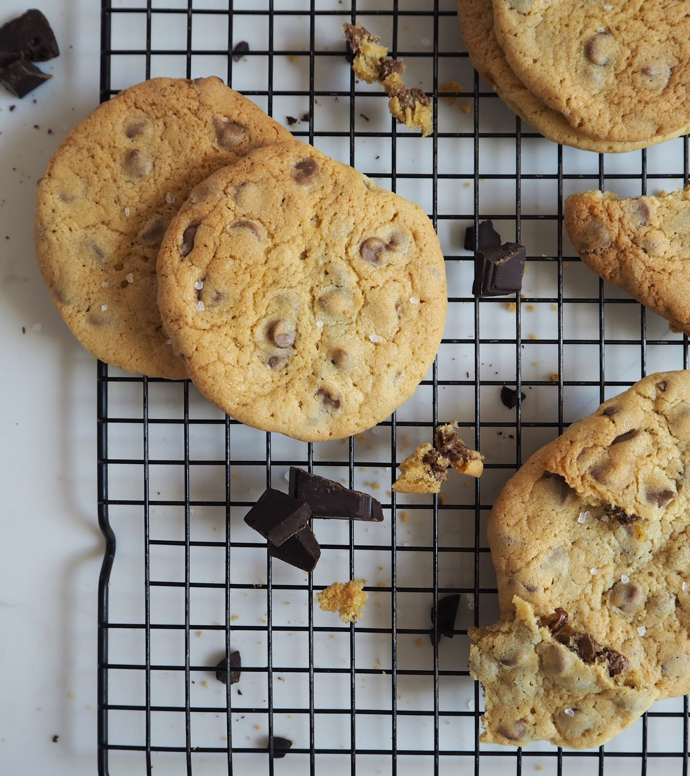 THE ULTIMATE COOKIE RECIPE