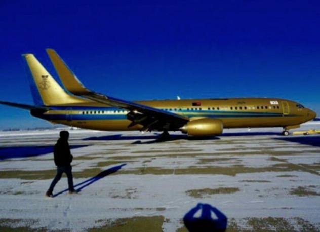 Sultan Johor Beli Pesawat Boeing 737-800