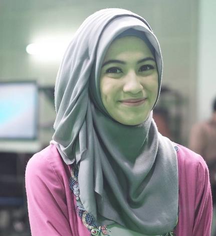 Model Hijab Ala Alyssa Soebandono Hijab Converse