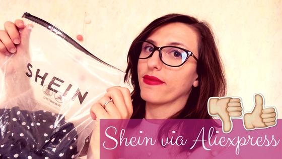 845a9c0606a Première fois avec Shein par Aliexpress