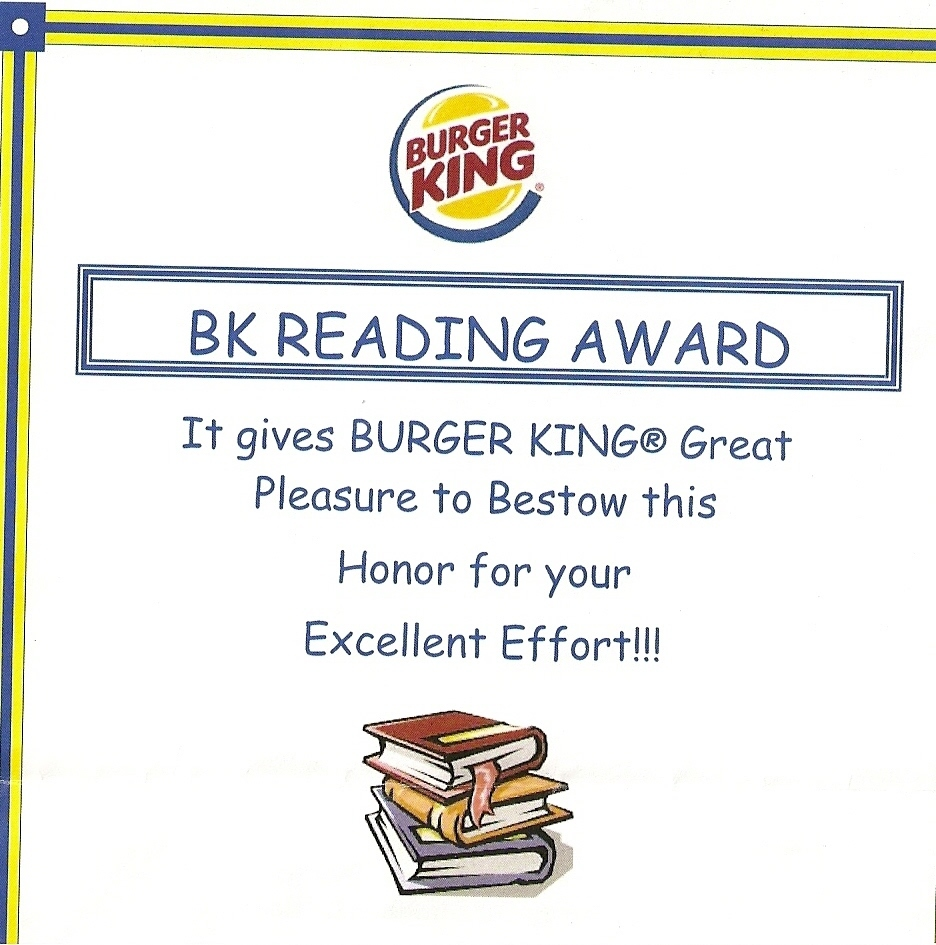 Weighty Matters: Burger King has a