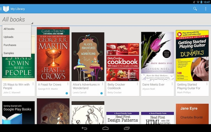 How To Use Google Play Books As Your Ultimate E-Book Reader