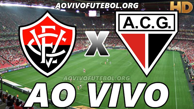 Vitória x Atlético Goianiense Ao Vivo HDTV