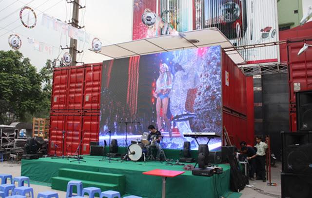 Cho thuê màn hình Led cho sân khấu ca nhạc 3