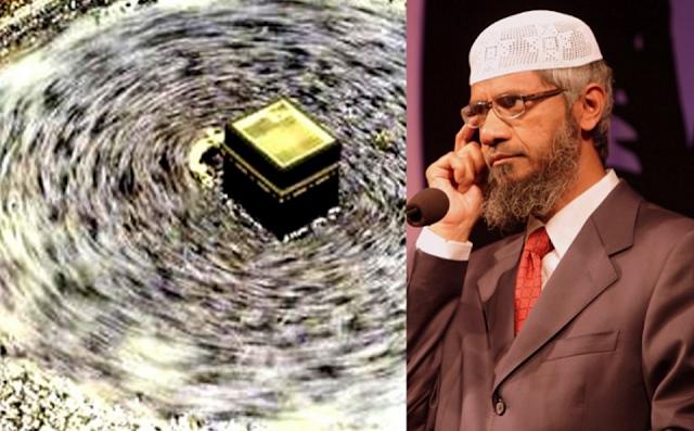 Muslim Wajib Tau! Mengapa Umat Islam Mengelilingi Ka'bah? Jawaban Dr Zakir Naik Membuat Semuanya Bertepuk Tangan