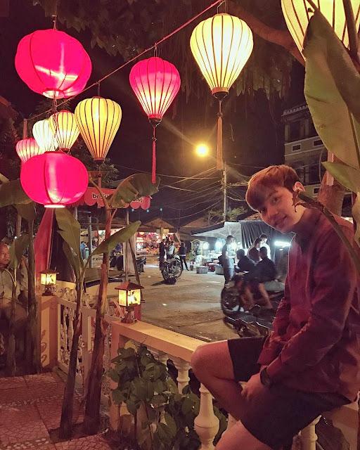 Sao phim Hoàng Cung (Princess Hours) khoe ảnh đón Valentine ở Đà Nẵng