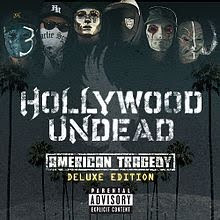American Tragedy, Hollywood Undead,Deluxe, edition, cover
