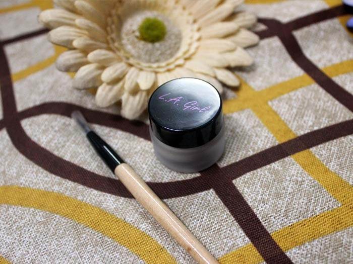 LA Girl Gel Liner review