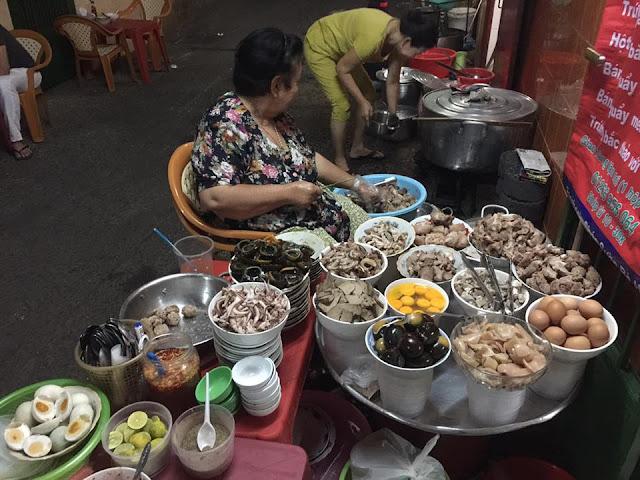 Bà chủ thân thiện, nấu ăn rất ngon