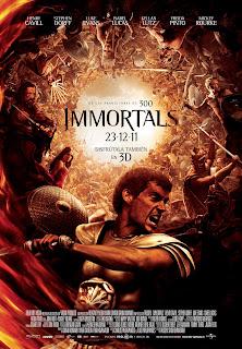 critica de immortals