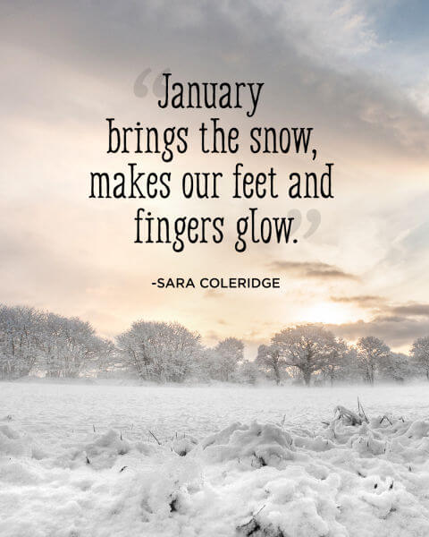 Snow Quotes And Sayings: 18 Absolutely Beautiful Winter Quotes About Snow