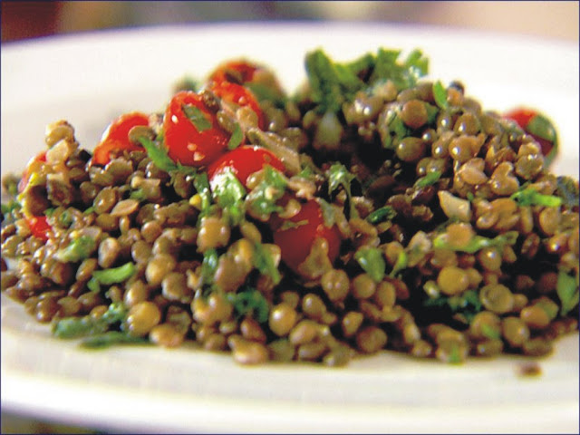 Lentil Spinach Masala Recipe