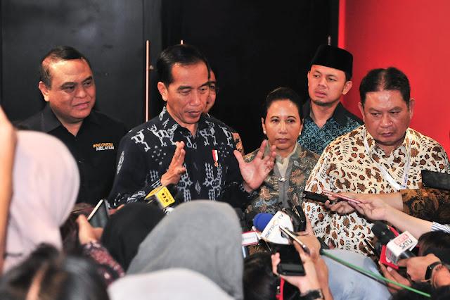 Soal BUMN Merugi, Presiden Jokowi: Kalau Bicara Pakai Data, dan Jangan Pesimis