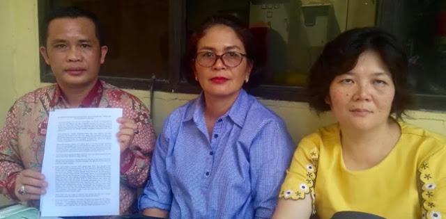 Mengaku Diperas Setengah Miliar Oleh Kasat Resnarkoba Polres Nias, Dua Wanita Ini Lapor Propam Mabes Polri