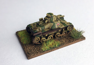 2nd place: Type 95 Ha-Go
