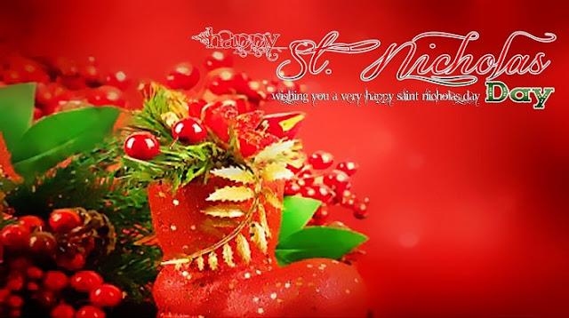 Happy Saint Nicholas Day Wishes