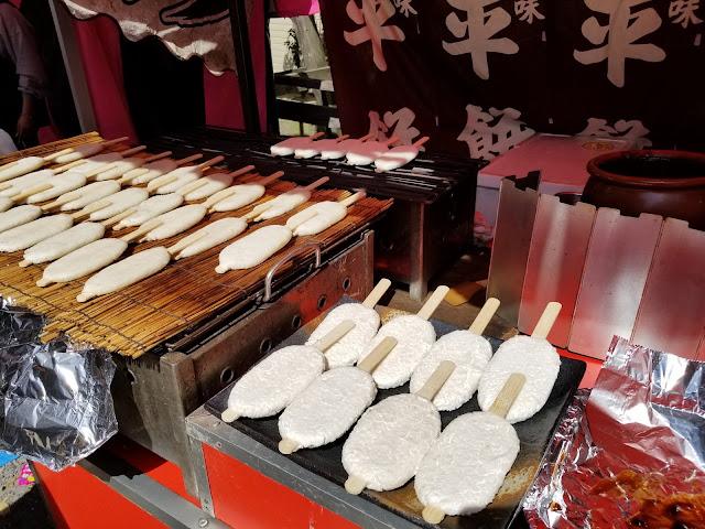 Mochi, Fushimi Inari, Templo, Santuario, Senbon Torii, dios Inari, Sintoismo, Kyoto, Kioto, Japón, Japan, Viaje a Japón, Elisa N, Blog Viajes, Lifestyle, Travel, TravelBlogger, Blog Turismo, Viajes, Fotos, Blog LifeStyle, Elisa Argentina